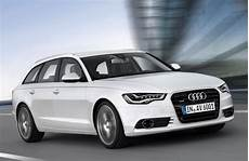 Official 2012 Audi A6 Avant Arrives Automatically