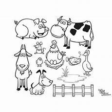 Malvorlage Bauernhoftiere Tischsets Platzsets Malvorlagen Quot Bauernhoftiere Quot Aus