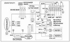pioneer air conditioner ac split error codes and troubleshooting flowcharts