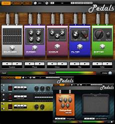 Free Effects Processor In Pedals By