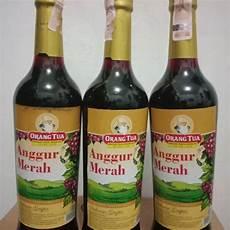Gambar Lucu Anggur Merah Cap Orang Tua