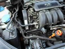 Skoda Octavia 1 6 Benziner Probleme - golf v 1 6 i bgu engine sound dzwiek praca silnika by