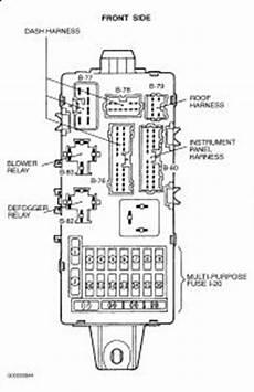 1964 mitsubishi diamante fuse box diagram 2000 mitsubishi diamante blower speed relay i found the