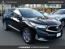 new 2019 acura rdx with advance package suv in san diego