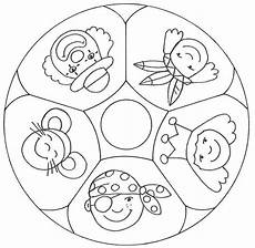 Malvorlagen Karneval Ausmalbild Mandalas Mandala Verkleiden Kostenlos