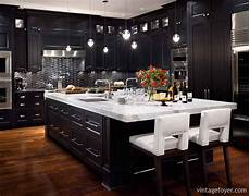 Ideas For Black Kitchen by 39 Inspirational Ideas For Creating A Black Kitchen Photos