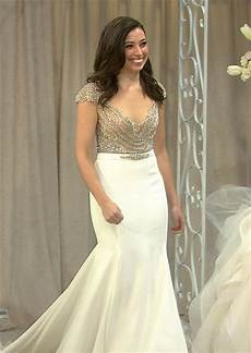 modern wedding gowns martha stewart s wedding trends mermaid gowns mismatched