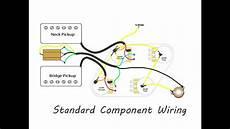 diy les paul wiring vintage versus modern youtube