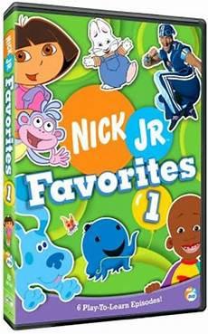 rare nick jr favorites 1 dvd lazy town little bill max ruby clues 9 ebay