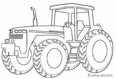 farm tractor coloring page 187 printable coloring page