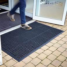 Black Rubber Door Mats Outside by Large Rubber Heavy Duty Entrance Door Doormat Floor Mat
