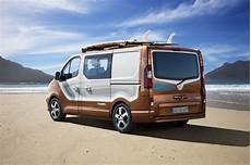 Opel Vivaro Surf Concept To Debut In Frankfurt May