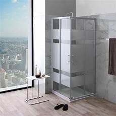 modelli di box doccia box doccia serigrafato 70x70 profili alluminio bianco kv