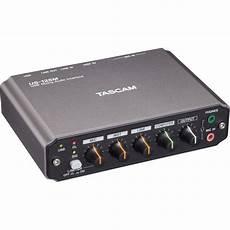 usb audio interface vs mixer tascam us 125m usb mixing audio interface us 125m b h photo