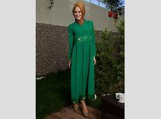 Trendy Hijab Fashion: 2013 Winter Dress Models for Muslim