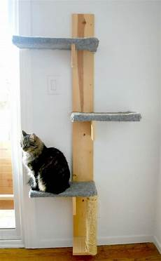 build a cat tree with these free plans build it all with