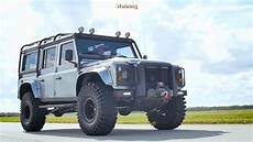 project viking land rover defender 110 widebody lc9 v8