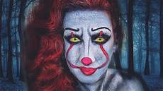 maquillage d pennywise it 2017 199 a 2017
