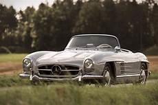 Mercedes 300 Sl - 1957 mercedes 300 sl roadster uncrate
