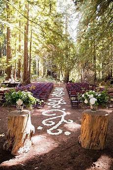 20 inspired ideas for a dreamy woodland wedding brit co