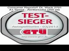 dr wack 2701 a1 speed abrillantador 250 ml opiniones
