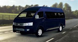 Foton View Traveller 28L LS 18 Seater 2020 Philippines