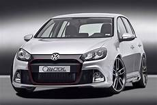 caractere improves visually the vw golf 6 gti