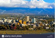 Anchorage Alaska The Largest City In Alaska At The