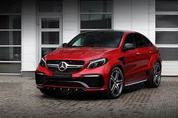 TopCar Shows Off Mercedes AMG GLE Coupe 450 Based Inferno