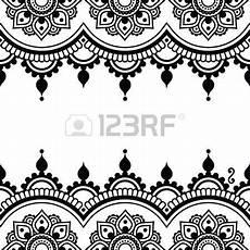 mehndi indian henna design gru 223 karte spitze