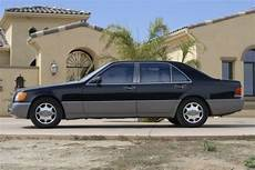 how does cars work 1994 mercedes benz s class electronic throttle control 1994 mercedes benz s500 mint 42k miles like new black on black rare opportunity classic
