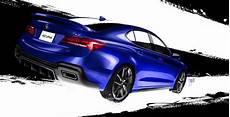 galpin modified 2015 acura tlx will generate dealership