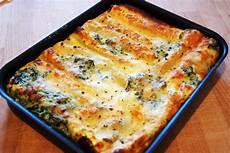 cannelloni ricotta spinat wie sand am meer 50 gef 252 llte cannelloni mit spinat
