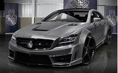 mercedes cls 63 amg goes stealth with german special