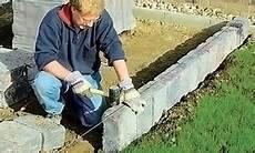 Rasenkantensteine Verlegen Ohne Beton - rasenkantensteine selbst de