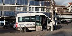 Verkehr Baden Württemberg - zwischenbilanz der b 252 rgerbusprojekte vorgestellt