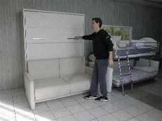 Schrankbett Wandbett Mit Sofa Wall Bed Wandbett Mit Sofa