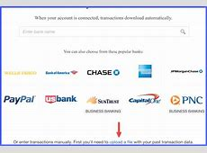 download credit card into quickbooks