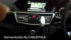 mercedes e350 with harman kardon 610 watts of logic7