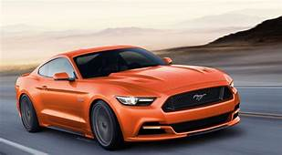 Ford Mustang 2015 The Epitome Of Confidence And Success
