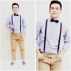 Suspender Polos guiller sagario customized bow tie customiized