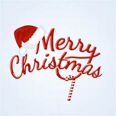 merry christmas logo creative vector free vector in adobe illustrator ai ai vector