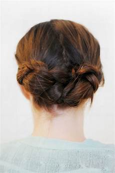braided updos easy braid updo styles