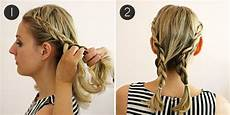hairstyle how to easy braids for short hair more com