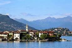 Lago Maggiore Stock Afbeelding Afbeelding Bestaande Uit