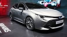 toyota corolla hybride 2019 2019 toyota corolla hatchback forges ahead with hybrid power