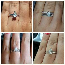 show me your solitaire ring weddingbee
