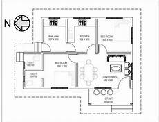 house plans in kerala with 2 bedrooms 10 lakhs budget 2 bedroom kerala home in 700 sqft with