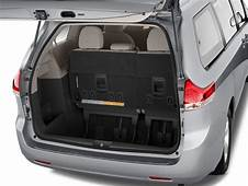 Image 2011 Toyota Sienna 5dr 7 Pass Van V6 FWD Natl