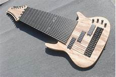 2019 New Factory Custom 17 Strings Electric Bass